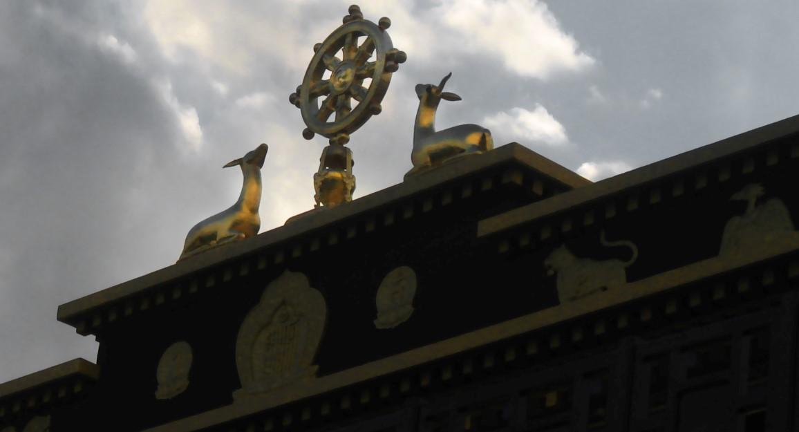 Dhagpo-Kagyü-Mandala Deutschland | Tempel in Le Bost