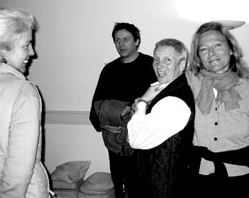 Lama Yeshe Sangmo mit Anne Hooss - die frühen Jahre