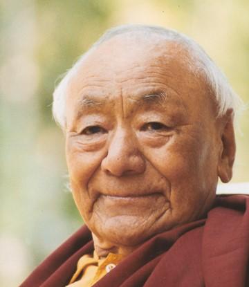 Der verwirklichte Mahamudrameister Gendün Rinpoche gründete in Frankreich Retreatzentren