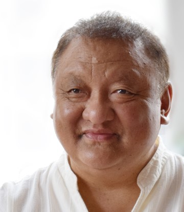 Der 14. Shamarpa Mipham Chökyi Lodrö ist der zweithöchste Lehrer der Karma-Kagyü-Linie und damit Linienhalter